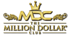 The Million Dollar Club Logo
